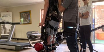 Functional Electrical Stimulation (FES) and its clinical use with our Ekso Bionics Exoskeleton