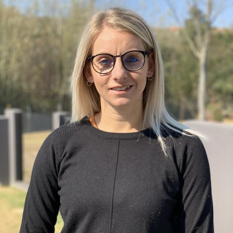 Chantal Janse van Rensburg